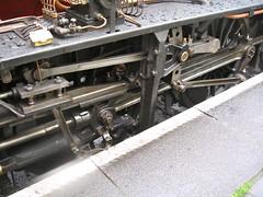 Motion of BR Standard 2MT (Timitrius) Tags: railroad train engine rail railway steam locomotive greatcentralrailway gcr