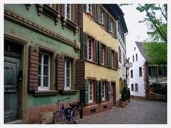 Insel, Freiburg (Dabeane) Tags: germany insel freiburg altstadt oldtown schwarzwald blackforest breisgau oberrhein