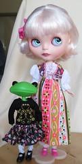 Frog and Sofia
