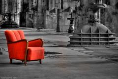 Der Sessel (Sascha Gebhardt Photography) Tags: urban nikon nikkor hdr lightroom urbex d90 lostplaces photomatix vockerode mygearandme mygearandmepremium mygearandmebronze mygearandmesilver ringexcellence