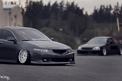 Low Lives. (KMay Photography) Tags: work honda civic acura tsx vsxx kmayphotography