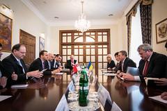 Minister Sikorski in Kyiv 03 (PolandMFA) Tags: ukraine ambassador talks kyiv minister ukraina ambasador litwin kijw rozmowy radosawsikorski deshchytsia deszczyca