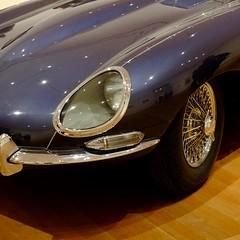 MoMA (h4mster) Tags: nyc newyorkcity blue art classic car museum contemporaryart modernart moma fujifilm x100s