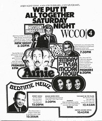 WCCO-TV ad, September 19, 1970 (STUDIOZ7) Tags: news television minnesota movie tv ad stpaul minneapolis advertisement broadcasting 70s twincities 1970s seventies mn leonardnimoy cbs channel4 wcco mannix marytylermoore davemoore fredmacmurray billcarlson robertconrad hobbyshow thismustbetheplace petergraves rogermudd herschelbernardi bedtimenewz bedtimenooz criticsaward