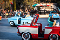 IMG_6638 (Welcome to the Sanitarium) Tags: park red ride disney theme amusementpark californiaadventure carsland luigisrollickinroadsters