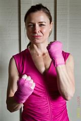 Katherine Brown Portrait (ScottRKline) Tags: pink boxer dentist inmenlo katherinebrowndds