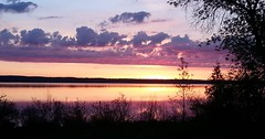 May 26 2016 Sun rise (Trains By Perry) Tags: sunrises ottawariver may262016