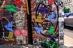 Fitzroy/Collingwood 16-05-16 (Divided Creative) Tags: street urban streetart art outdoors graffiti collingwood fitzroy australia melbourne victoria colourful