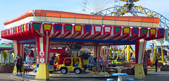 Southport Pleasureland 2015 (The Great Innuendo) Tags: park ride fairground waltzer roller theme coaster funfair wallis amusements southport pleasureland sefton dodgem silcocks