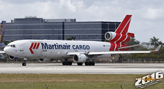 Martinair Holland | McDonnell Douglas | MD-11F | PH-MCU | S/N:48757 | L/N:606 (Winglet Photography) Tags: travel plane canon airplane flying airport florida miami aircraft aviation south transport flight jet cargo transportation airline mia 7d fl dslr airlines freight spotting airliner freighter stockphoto jetliner mcdonnelldouglas 606 trijet planespotting 2016 md11f kmia 48757 prinsesmxima martinairholland phmcu wingletphotography georgewidener georgerwidener