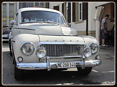 Volvo PV 544 (v8dub) Tags: auto old classic car schweiz switzerland volvo automobile suisse automotive swedish voiture oldtimer oldcar pv collector 544 wagen pkw klassik chavornay worldcars