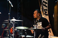 Taring at Magnesium Fvckctory Anniversary (maruapey) Tags: music indonesia concert stage sony gig hardcore bandung malang taring blitar mirrorless maruapey