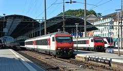 Olten 01.07.2015 (The STB) Tags: station train zug bahnhof sbb ffs cff olten