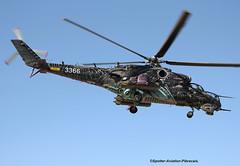 Czech Republic-Air Force (Jacques PANAS) Tags: czech republicair force mil mi24v hind 3366 msn203366