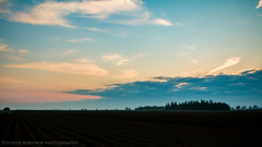 Lincolnshire 2016 (Stevie Borowik Photography) Tags: county trees sunset summer england tree yellow rural canon lens evening spring long exposure may lincolnshire east belly fields l fens f28 bellies summers 2016 2470mm lincs 70d of