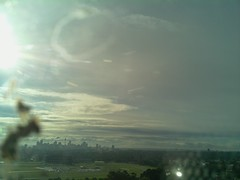 Sydney 2016 May 28 14:53 (ccrc_weather) Tags: sky afternoon outdoor sydney may australia automatic kensington unsw weatherstation 2016 aws ccrcweather