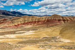 Painted Hills, Oregon 3 (chasingthelight10) Tags: nature oregon photography landscapes events places highdesert paintedhills johndayfossilbedsnationalmonument