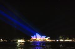 Vivid 2016 (Crouchy69) Tags: bridge light sculpture house art festival museum opera glow harbour contemporary sydney vivid australia quay led projection animation laser archway circular mca 2016