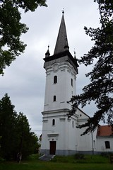 2016_Mikeprcs_2566 (emzepe) Tags: old tower church nice hungary tour kirche torony turm glise ungarn protestant presbyterian rgi kirnduls templom 2016 hongrie nyr jnius csaldi htvge szp reformtus templomtorony protestns sszejvetel mikeprcs mikeprcsi