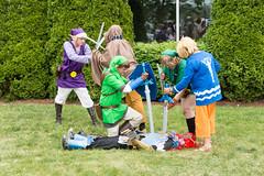 Anime North 2016 Legend of Zelda Sunday (11 of 29) (Xander Ashburn) Tags: ca toronto ontario canada cosplay loz legendofzelda animenorth2016