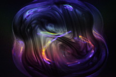 Lemniscate 4 (kelemengabi) Tags: vortex geometry nebula liquid vibration standingwave chladni nonequilibrium cymatics nonnewtonian gabrielkelemen