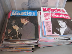 26/02/2012, 179/365  The Beatles Monthly Book IMG_3480 (tomylees) Tags: project magazine book sunday fair institute beatles 365 february essex monthly 2012 26th braintree bockingend