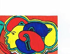 PAP-DAV-15 (moralfibersco) Tags: art latinamerica painting haiti gallery child fineart culture scan collection countries artists caribbean emerging voodoo creole developingcountries developing portauprince internationaldevelopment ayiti