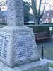 Southwold War Memorial 1939 to 1945