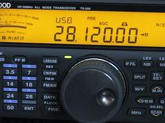 (Ham) Radio Active - Kenwood TS-590, The Legend Continues! (Daryll90ca) Tags: rig hamradio hamrig ts590