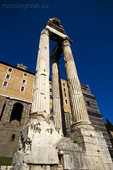 """Temple of Vespasian and Titus • <a style=""""font-size:0.8em;"""" href=""""http://www.flickr.com/photos/89679026@N00/6834276750/"""" target=""""_blank"""">View on Flickr</a>"""