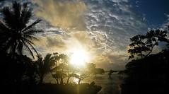 Kosrae Sunrise, Micronesia (ebuechley) Tags: micronesia kosrae