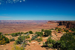 UNITED STATES OF AMERICA - Canyonlands National Park, Utah (Jo*DNo) Tags: park usa west beautiful america canon eos 350d utah nationalpark big united unitedstatesofamerica canyon national canyonlandsnationalpark canyonlands moab states unis amrique tatsunis vaste tats ouestamricain