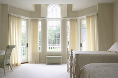"Girls Bedroom with large bay window • <a style=""font-size:0.8em;"" href=""http://www.flickr.com/photos/75603962@N08/6853346797/"" target=""_blank"">View on Flickr</a>"