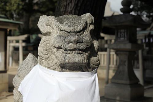 狛犬 Komainu