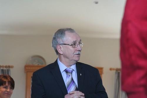 Oliver McMullan MLA