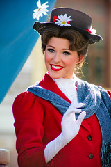 Mary Poppins (abelle2) Tags: disney parade disneyworld wdw marypoppins waltdisneyworld magickingdom disneyparade celebrateadreamcometrueparade celebrateadreamcometrue