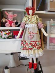 Clara (No&my) Tags: doll cotton boneca tilda algodo