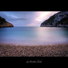 Granadella (Christian Merk) Tags: costa beach spain nikon long exposure d blanca javea 7000 granadella