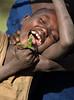 Ethiopian Tribes, Suri (Dietmar Temps) Tags: africa travel school portrait people tourism smile kids children fun dance student child faces body traditional culture tribal adventure journey tribes afrika omovalley ritual bodypainting tradition ethiopia tribe ethnic surma happyface mursi scars scarification indigenous afrique ethnology omo eastafrica äthiopien suri etiopia koka ethiopie loweromovalley southomo ethnie omoriver kibish nomadicpeople tulgit