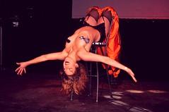 (Carly Carpenter) Tags: show striptease strip burlesque stilts stilt stilting
