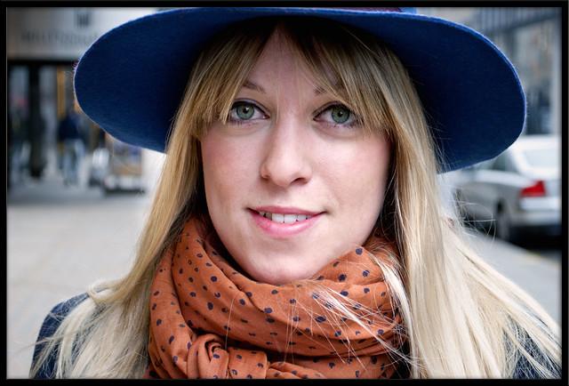 Stranger #100: Catherine