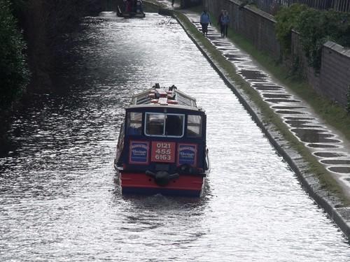 greatbritain england birmingham unitedkingdom canals westmidlands narrowboat birminghamuk fiveways narrowboats edgbaston worcesterbirminghamcanal islingtonrow islingtonrowmiddleway fivewaysstation sherbornewharfheritagenarrowboats islingtonrowbridge