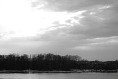melting memories (Konstantin Leonov) Tags: sky ice water digital river spring russia gimp nikkor50mmf18 digitalbw copyleft nikkorlens ufraw freephoto nikkor5018 nocopyright freeimage cc0 d5100 noattributionrequired
