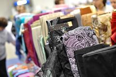Fabrics, Fabrics, Fabrics (Creativ Festival) Tags: toronto ontario guests diy create mississauga learn crafting lessons workshops exhibitors showfloor internationalcentre creativfestival