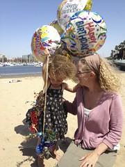 (Annmarie Philbin) Tags: ocean music beach water cake balloons drum guitar birthdayparty drummers singalong kidsband