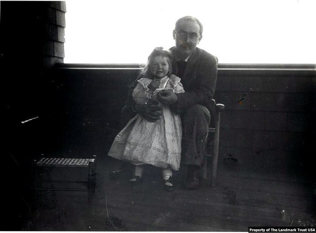 Kipling with daughter Josephine