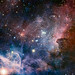 ESO's VLT reveals the Carina Nebula's hidden secrets