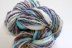Songs of a Thundering God Thick N Thin Single Ply Yarn