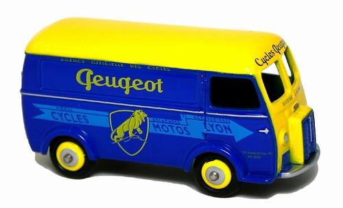 CIJ Peugeot D3 van
