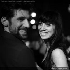 Brussels Tango Festival: Friday